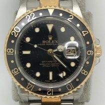 勞力士 (Rolex) 16713 Gold Steel GMT Master II  Y Serial