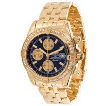 Breitling Chronomat Evolution Chronograph K13356 Men's...