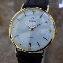 Enicar Swiss Made Rare Vinatge 1960s Manual Men's Gold...