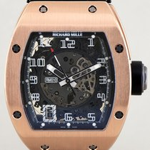 Richard Mille RM010 Or Rose