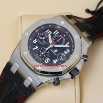 Audemars Piguet Royal Oak Offshore Black Dial NEW MODEL...