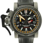 Graham Chronofighter Commander COME NUOVO art. Gr02