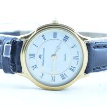 Maurice Lacroix Classic Damen Uhr Stahl Vergoldet Quartz 25mm 3