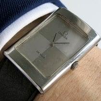 オメガ (Omega) De Ville TANK with amazing dial (Unisex, Ladies)