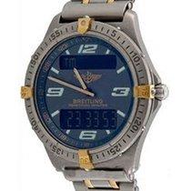 Breitling Aerospace Quartz Chronograph in Titanium