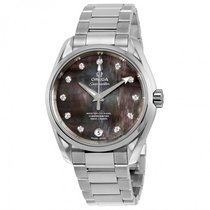 Omega Men's 23110392157001 Seamaster Aqua Terra Watch