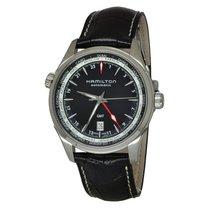 Hamilton Jazzmaster Gmt Auto H32695731 Watch