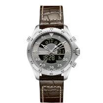 Hamilton Men's H64514581 Khaki Aviation Flight Timer Watch