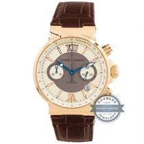 Ulysse Nardin Maxi Marine Chronograph 356-66/354