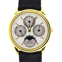 Piaget Classic perpetual calendar moonphase