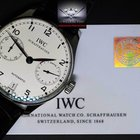 IWC . Portuguese 7 Day Automatic Watch IWC Box/Papers 5001