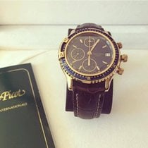 Paul Picot U BOOT CHRONO Gold