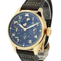 IWC IW502617 Big Pilot Saint Exupery Perpetual - Rose Gold on...