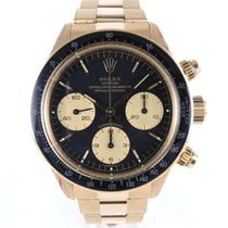 Rolex Daytona 6263 Gold with service 2016