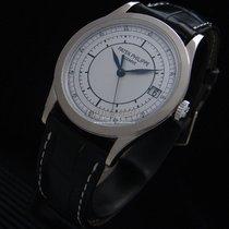 Patek Philippe Calatrava Automatic White Gold Ref. 5296G-001