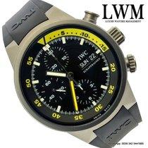 IWC Aquatimer IW371918 chronograph titanium Full Set 2008