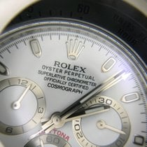 勞力士 (Rolex) Daytona White Dial Light Blue APH 116520
