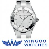 Baume & Mercier Linea Quartz Women's Watch Ref. MOA10009