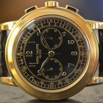 Patek Philippe Chronograph in 18k Yellow Gold