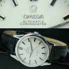 Omega Constellation Chronometer Automatic Steel Mens Watch