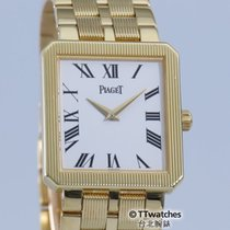Piaget Protocole Large 18K Yellow Gold