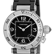 "Cartier ""Pasha Seatimer"" Sportswatch."