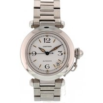 Cartier Men's Stainless Steel Cartier Pasha Automatic 1031
