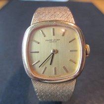 Favre-Leuba reloj de pulsera dama caja y malla de oro 18k
