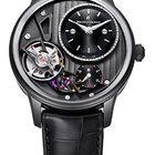 Maurice Lacroix Masterpiece Gravity Anthracite Steel Case,...