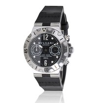 Bulgari Diagono Scuba Steel Chronograph  BLACK FRIDAY SALE