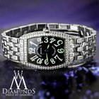 Franck Muller Diamond  Casablanca 1752qz Quartz Ladies...
