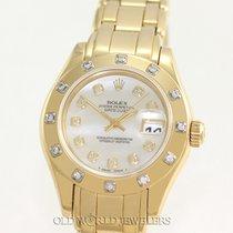 Rolex Pearlmaster Masterpiece 69318