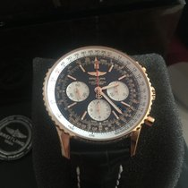 Breitling Navitimer 01 Rotgold