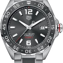 TAG Heuer Formula 1  Calibre 5 Anthracite Dial Steel/Ceramic...