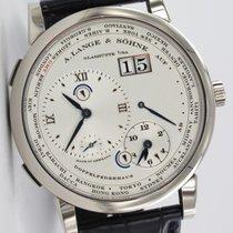 A. Lange & Söhne Lange 1 Timezone Weißgold 116.026