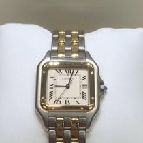 Cartier panthere gold/steel