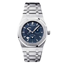 Audemars Piguet Royal Oak Dual Time    Ref 26120ST.OO.1220ST.02