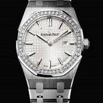 Audemars Piguet Royal Oak 33mm - ss - silver dial - bracelet
