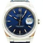 Rolex Datejust White Gold 116139