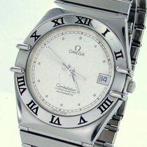 Omega Constellation Chronometer Herrenuhr Automatik Stahl...