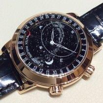 Patek Philippe 6102R Celestial Rose Gold Mens Watch [NEW]
