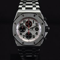Audemars Piguet Royal Oak Offshore Chronograph Steel Panda