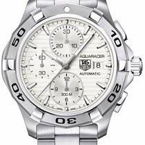TAG Heuer Aquaracer Chronograph Calibre 16 CAP2111.BA0833