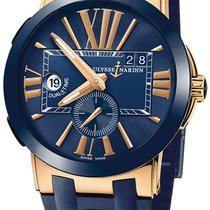 Ulysse Nardin Executive Dual Time 246-00-3-43