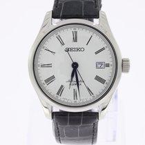 Seiko Presage Automatic white roman dial SARX019