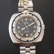 Bulova Snorkel Automatic Diver 666ft New Old Stock