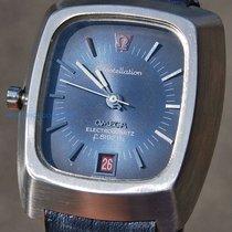 Omega Constellation Electroquartz Acciaio Del 1970 Con Cofanetto