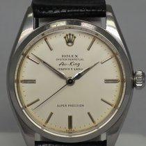 Rolex Serpico y Laino Yr: 1958 Air King Smooth Bezel  5500 34mm