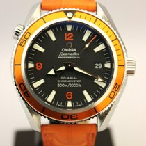 Omega Seamaster Planet Ocean 600 Co-Axial 42MM
