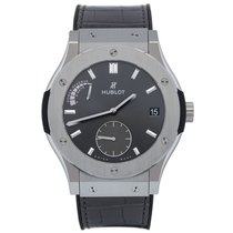 Hublot Racing Grey Power Reserve Titanium